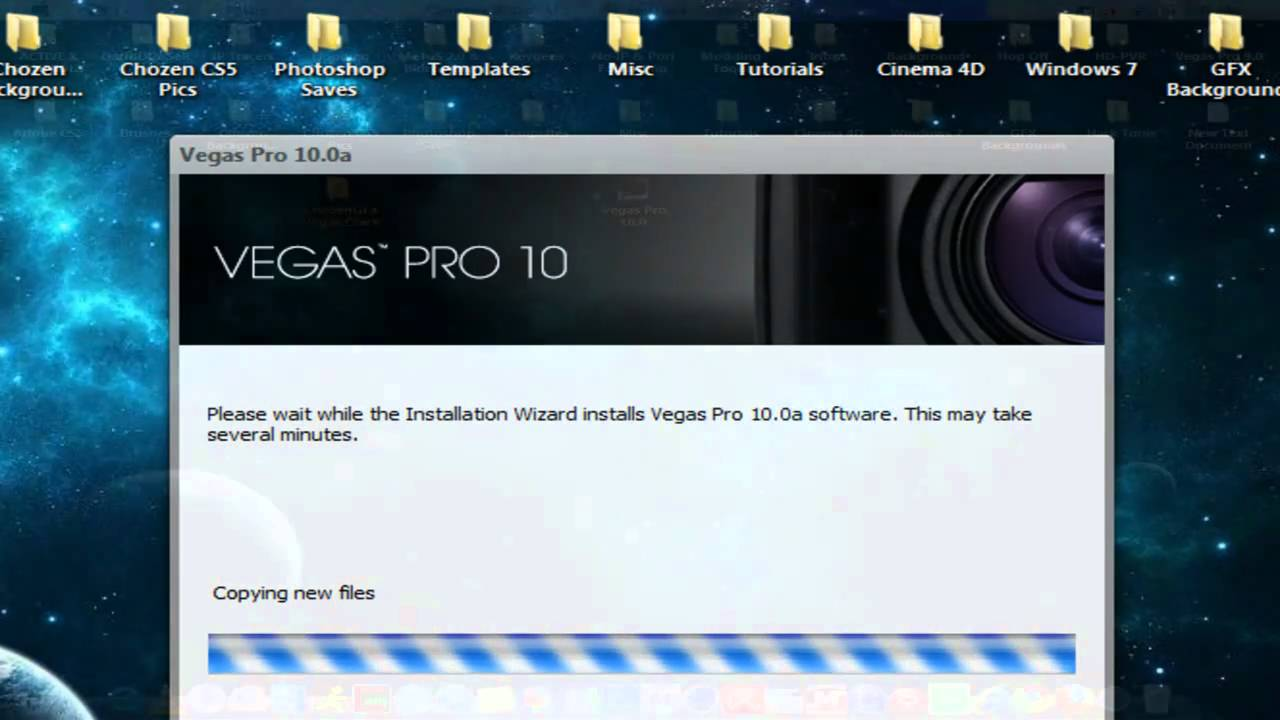 How To Get Sony Vegas Pro 10