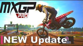 MXGP PRO - NEW WHIPS & SCRUBS Update 2018