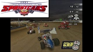 World of Outlaws: Sprint Cars 2002 ... (PS2)