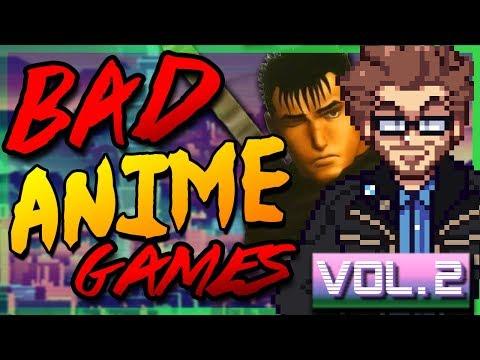 Bad Anime Games Vol. 2 - Austin Eruption