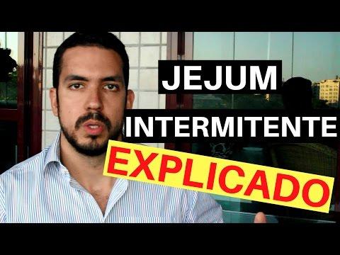 Jejum Intermitente Explicado