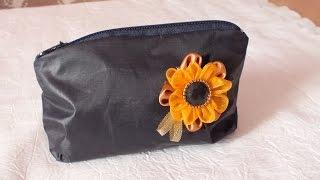 Как легко и просто сшить косметичку выкройка(Как легко и просто сшить косметичку своими руками выкройка косметичку да просто sew beautician how to make a small bag., 2015-06-10T16:25:39.000Z)