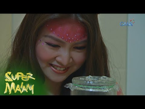Super Ma'am: Ang sirenang si Pearly