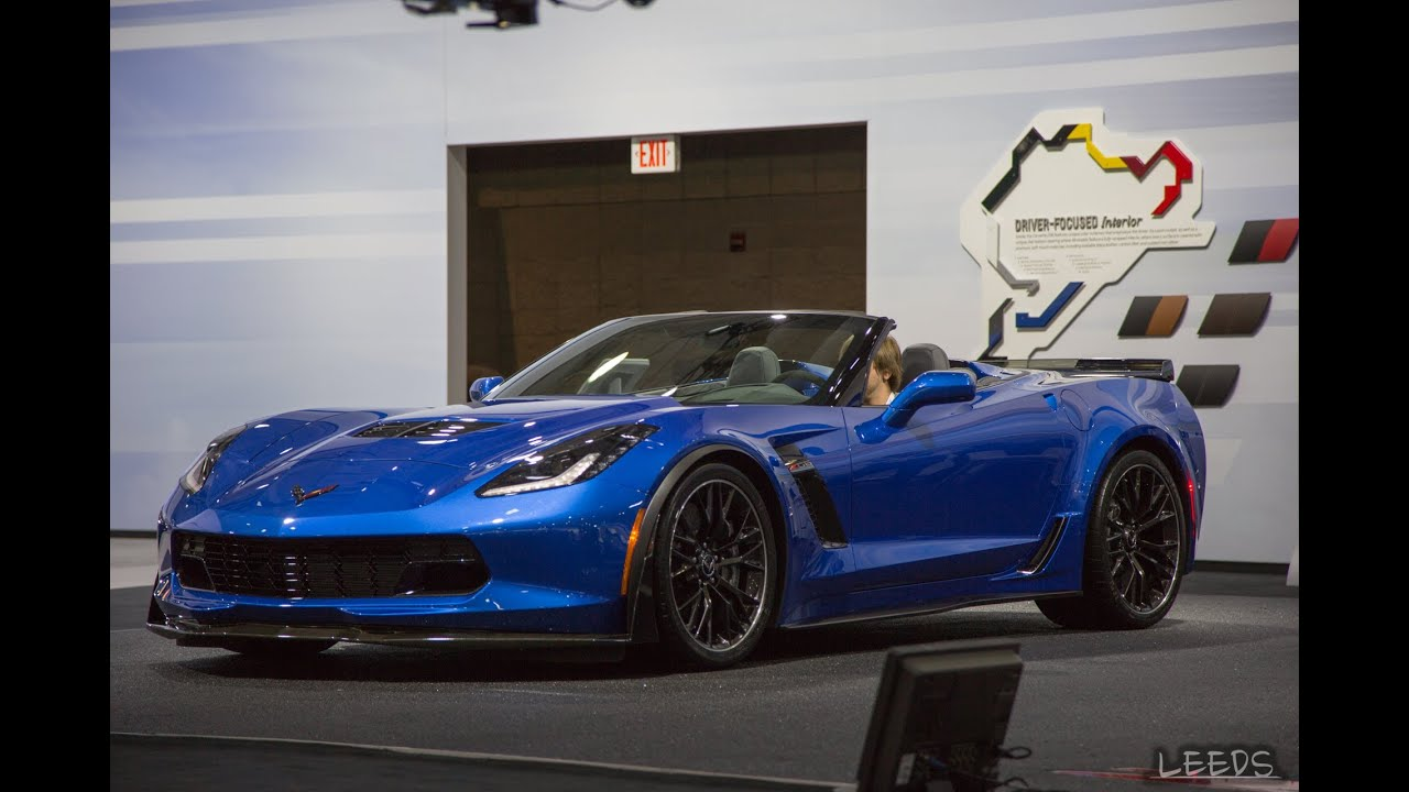 Interview With Harlan Charles On The 2015 C7 Corvette Z06