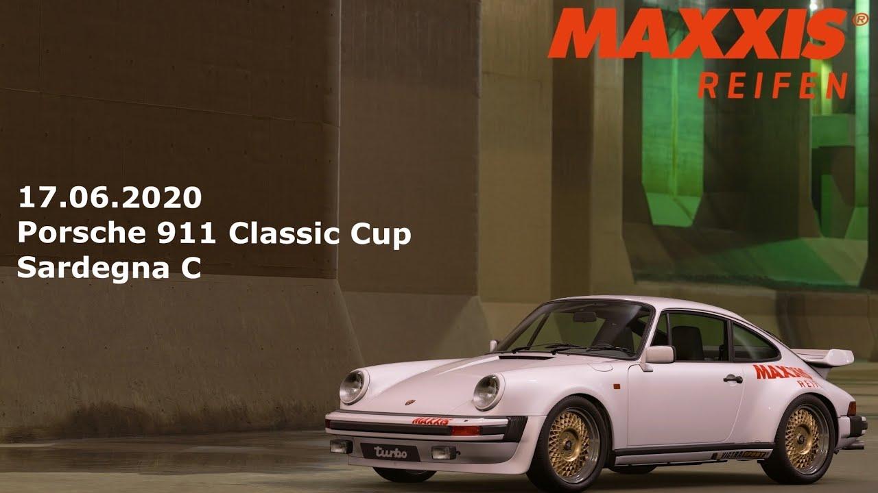 GT SPORT Maxxis Reifen 911er CUP
