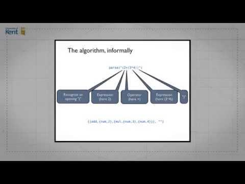 Erlang Master Class 1: Video 6 - Parsing