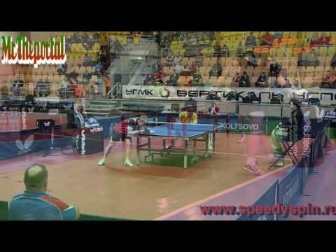 """Table Tennis - """"Russian New Generation"""" - (Part 1)"""