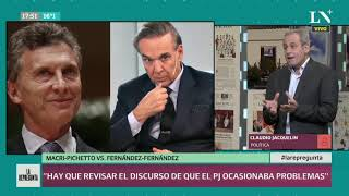 Macri-Pichetto: un peronista como vicepresidente del macrismo | Análisis de Claudio Jacquelin