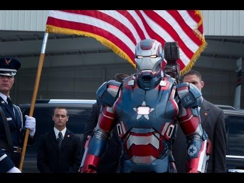 Iron Man 3 – Trailer Marvel Ufficiale   HD