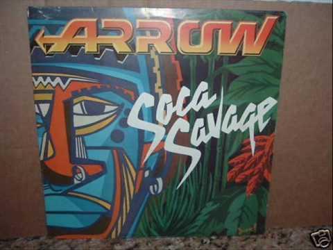 Colombia Rock - Arrow
