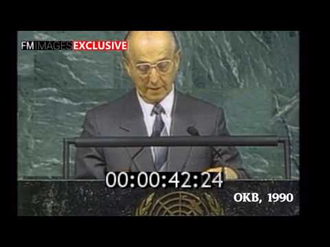 Perplasja Shqiperi - Jugosllavi per Kosoven ne OKB ne vitin 1990