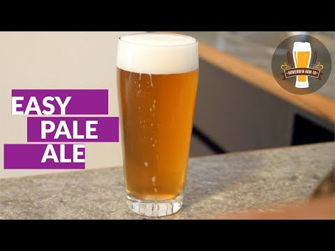 Easy Pale Ale | How to brew