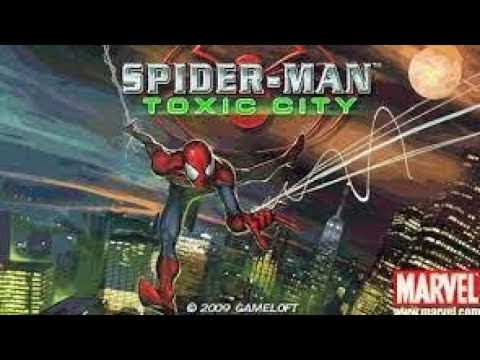 Spiderman Game Only 1mb!!!! (Spiderman Toxic City)