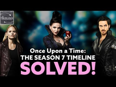 Once Upon A Time: How The OUAT Timeline Of Season 7 SOLVES Storybrooke! [Theory]