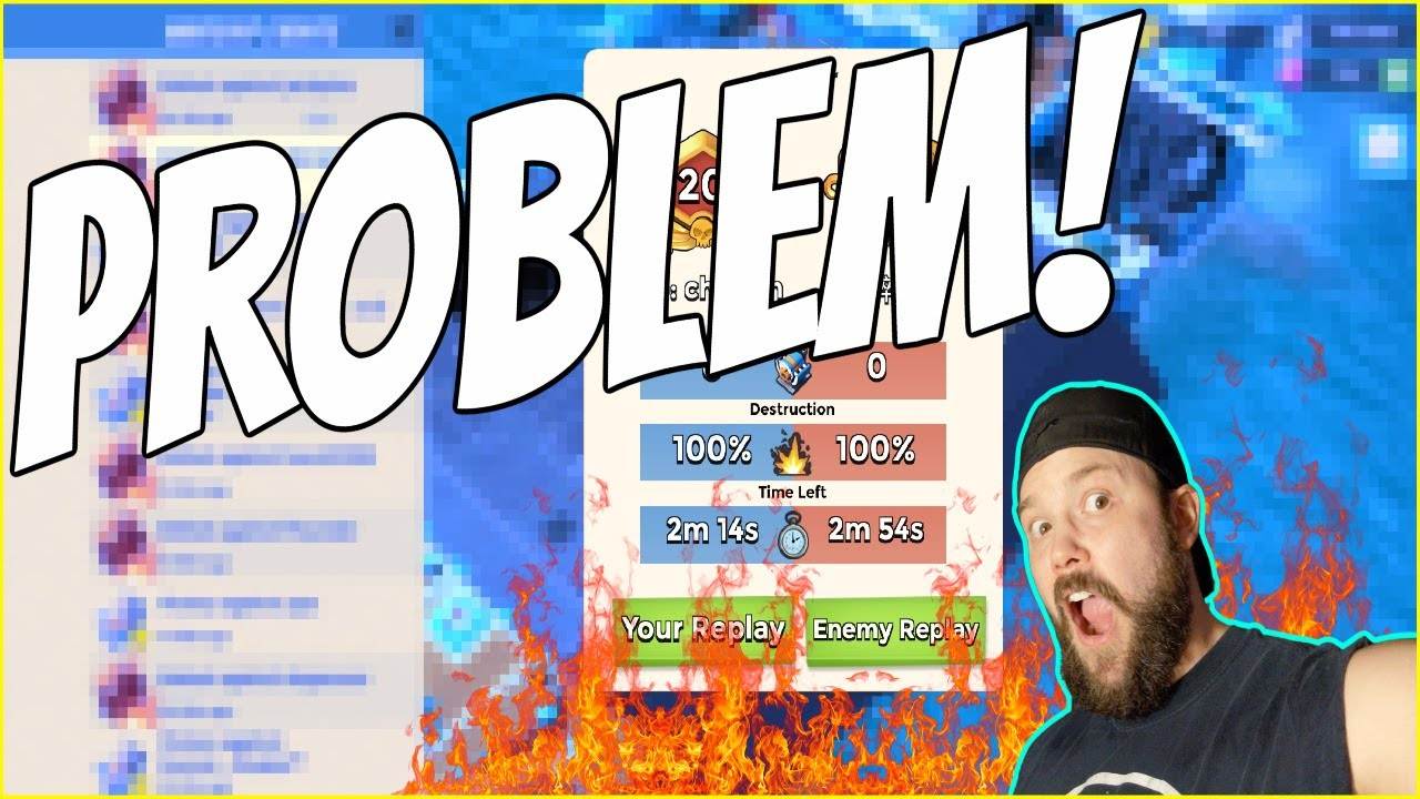 is THIS a Problem in Season 21?! // Boom Beach Warships