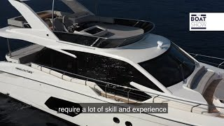 ABSOLUTE 50 FLY - Motor Yacht Review - The Boat Show