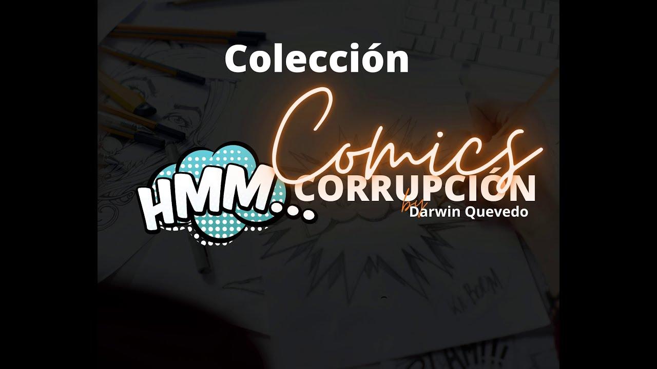 COMICS HMM…CORRUPCIÓN