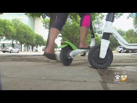 Decade-Old Ban On Scooters Lifted For Now In University Park