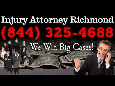 Personal Injury Attorneys Richmond Virginia (844) 325-4688 Best Personal Injury Lawyer Richmond Va
