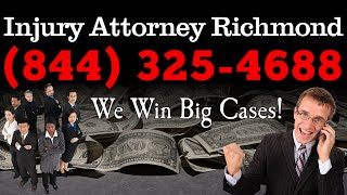 Personal Injury Attorneys Richmond Virginia (844) 325-4688 Best Personal Injury Lawyer Richmond Va