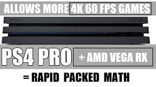 AMD RX Vega PS4 Pro