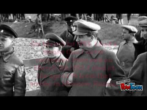 Stalins Great Purge Cartoon Video Project