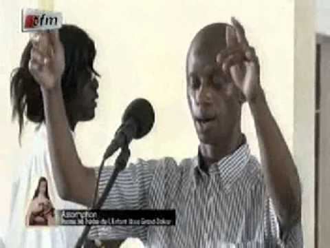 Assomption - Sainte Thérèse de Grand Dakar - 19 Août 2012 - Partie 3