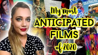 Movie Chat - My Most Anticipated Films Of 2020! -  One For Each Month!