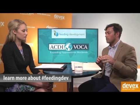 Dan White (ACDI/VOCA): Community Engagement Key To Reducing Agriculture's Impact On Climate