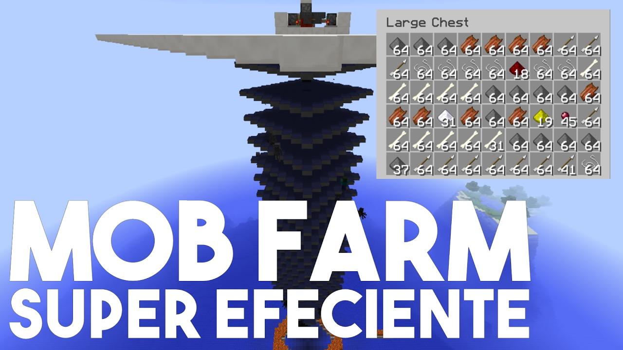 minecraft 1.13.2 mob grinder