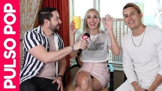 "DOMINO SAINTS nos ponen a gozar con su ""Perreo Jamaiquino"" | LATIN MUSIC WEEK 2019"