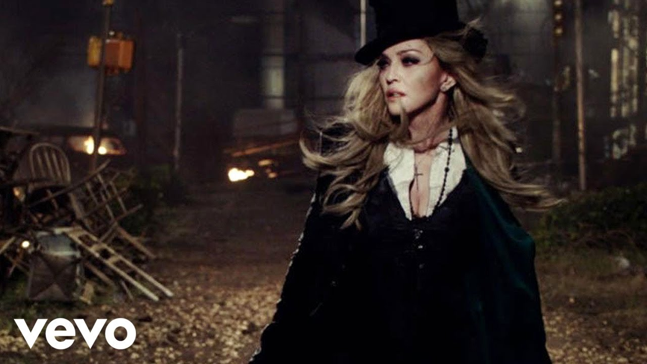 Madonna ghost town mp3 скачать