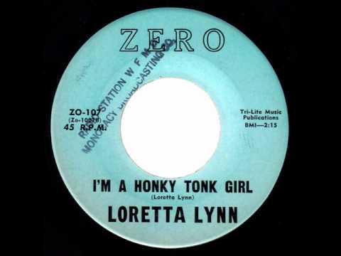Loretta Lynn    I'm A Honky Tonk Girl    ZERO 107