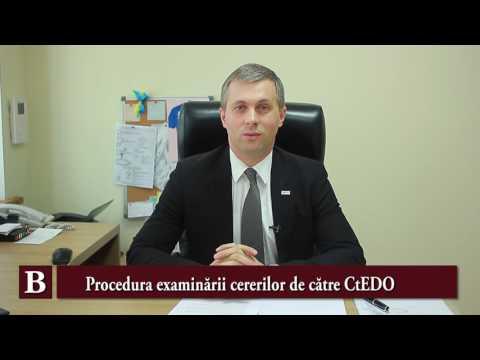 Vladislav Gribincea: Procedura examinării cererilor de către CtEDO