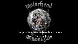 Motörhead - I Know How To Die [Subtitulado]