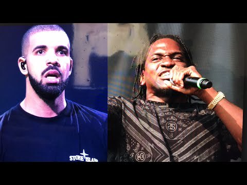 Pusha T Goes Off On Drake & His Goons Ran Down On Him & That Threw 🍺 On Him At His Show|M.Reck Live