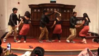 Best Nepali mashup dance by London Nepz Crew