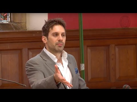 Scott Bradlee | Full Address and Q&A | Oxford Union