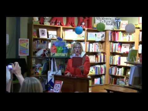 Tina Barr Reading at Malaprops Book Store