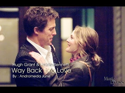 เพลงสากลแปลไทย Way Back Into Love - Hugh Grant & Harley Bennett (Lyrics & ThaiSub)