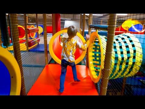 Busfabriken Indoor Playground Fun for Kids #3