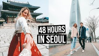 First Time in South Korea | 48 Hours in Seoul