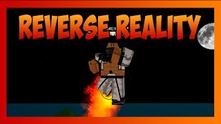 REVERSE REALITY | We Found The Power of Fire | ROBLOX | iBeMaine