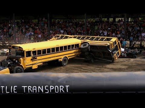 Derby Lachute 2017 (Autobus, Dimanche)