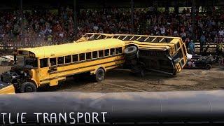 Demolition derby - BUS - Autobus (Lachute 2017) screenshot 5