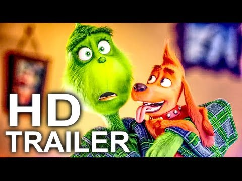 The Grinch (2018) Trailer | Гринч (2018) Трейлер | Universal Pictures