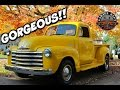 1951 Chevy Chevrolet 3100 Truck