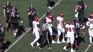 Jacksonville State Football 2018 - vs. Southeast Missouri