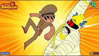 Super Cop Moment #19   Little Singham   Every day, 11.30 AM & 5.30 PM