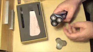 SweetLF 3D Rechargeable Electric Shaver Review, Good wet shaver that will cut in the dry too
